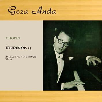 Chopin: Etudes Op. 25