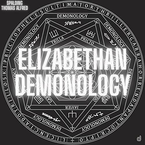 Elizabethan Demonology cover art