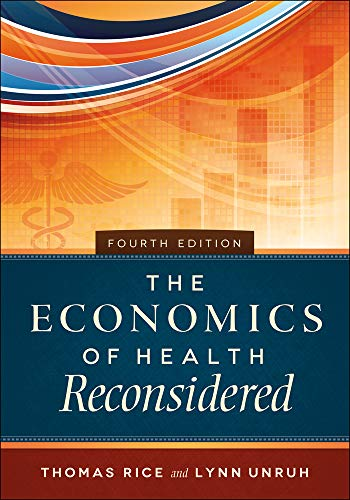 Download The Economics of Health Reconsidered 1567937233