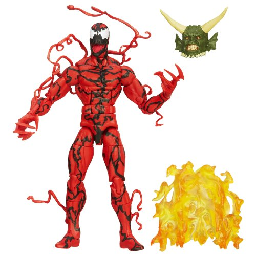 MARVEL LEGENDS INFINITE SPIDER-MAN SPAWN OF THE SYMBIOTES CARNAGE 6