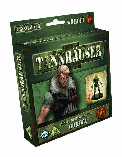 Fantasy Flight Games TH05 - Tannhäuser: Gorgei Figure (englische Ausgabe)