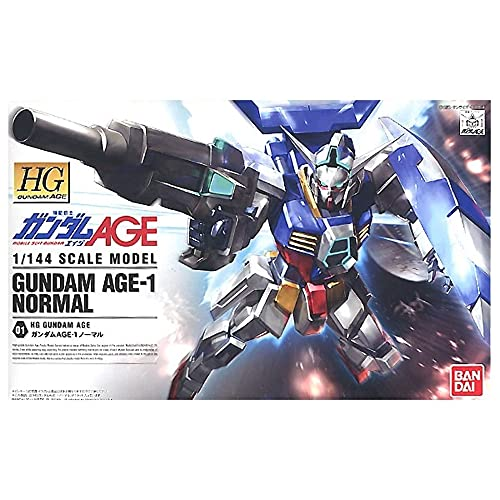 HG 1/144 AGE-1 ガンダムAGE-1 ノーマル (機動戦士ガンダムAGE)