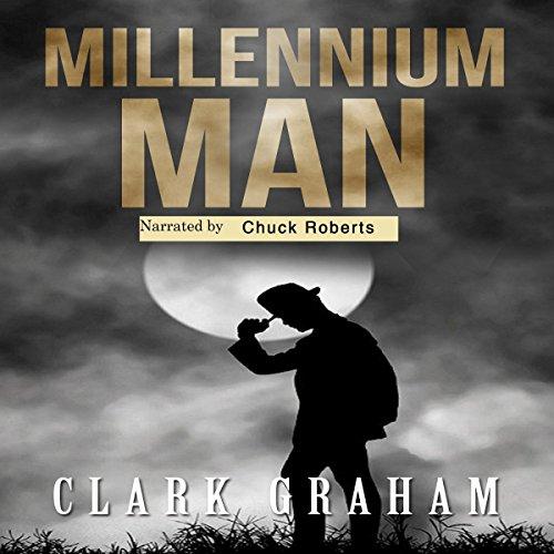 Millennium Man audiobook cover art