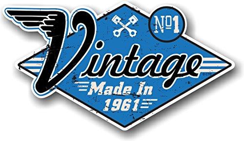 Retro Used Aged Jahr datiert Design mit Slogan