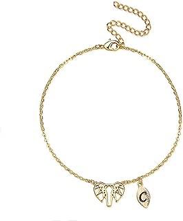 Best gold elephant bracelet Reviews