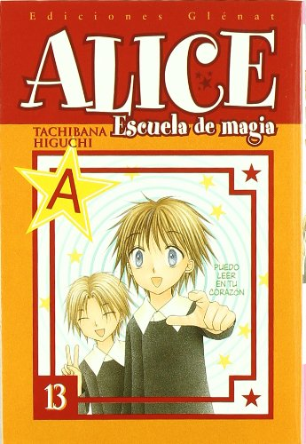 Alice escula de Magia 13/ Alice School of Magic 13
