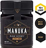 Best Manuka Honey - Kiva Raw Manuka Honey, Certified UMF 10+ Review