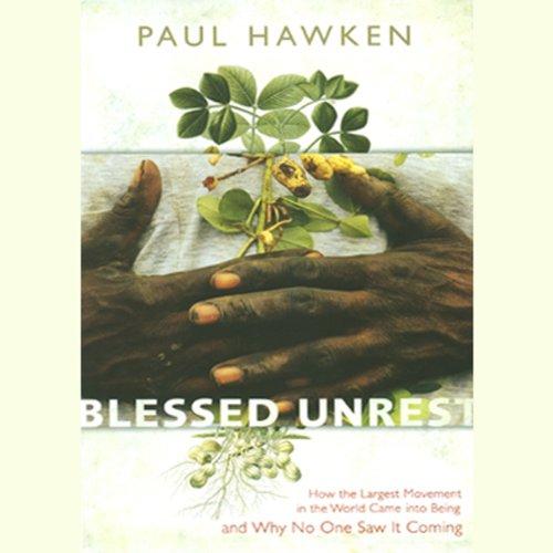 Blessed Unrest                   Auteur(s):                                                                                                                                 Paul Hawken                               Narrateur(s):                                                                                                                                 Paul Michael Garcia                      Durée: 8 h et 41 min     2 évaluations     Au global 5,0