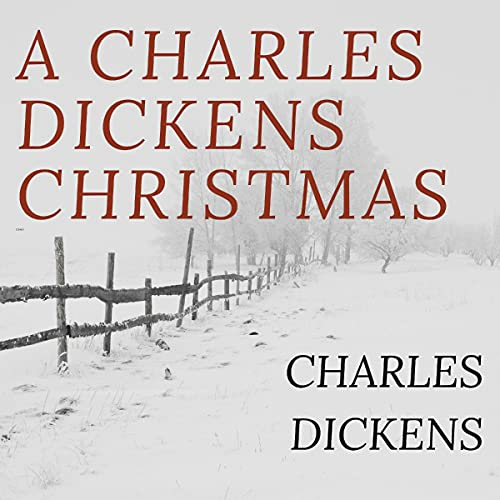 『A Charles Dickens Christmas』のカバーアート
