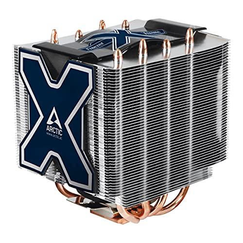 ARCTIC Freezer Xtreme - Prozessorkühler für Power-User, CPU Kühler, kompatibel mit Intel und AMD Sockeln, 120 mm PWM-Lüfter