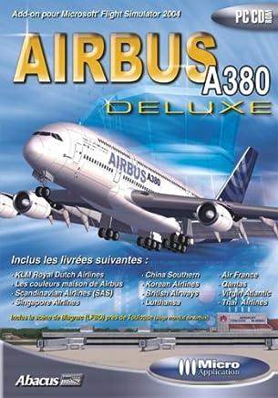 Amazon fr : Airbus A380 Fsx : Jeux vidéo