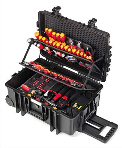 Wiha Werkzeug Set Elektriker Competence XXL II (42069), gemischt 115-tlg. in Koffer