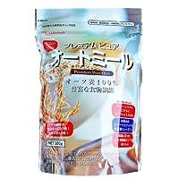 日本食品製造 プレミアムピュアオートミール オーツ麦100% 300g