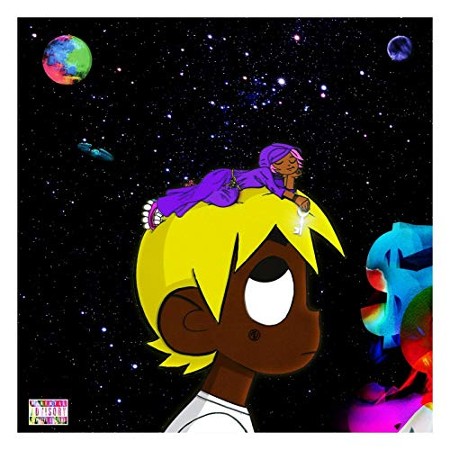 Lil Uzi Vert Eternal Atake_Deluxe New Album Cover Poster - No Frame(17 x 17)