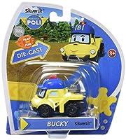 Robocar Poli Die-Cast Bucky #83306 Sealed