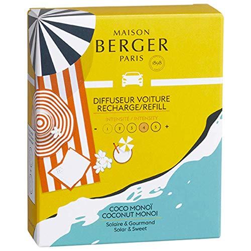 Maison Berger Auto Parfum Navulling Coco Monoï