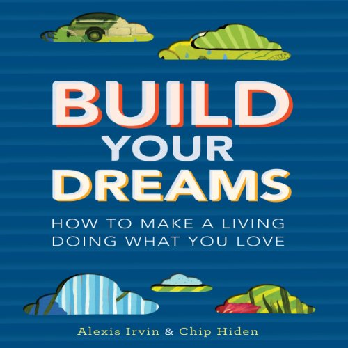 Build Your Dreams audiobook cover art