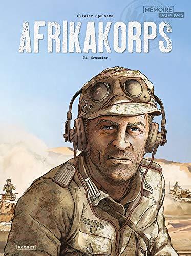 Afrika Korps T2: Crusader
