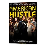 NCCDY Filmposter American Hustle Christian Bale Poster,