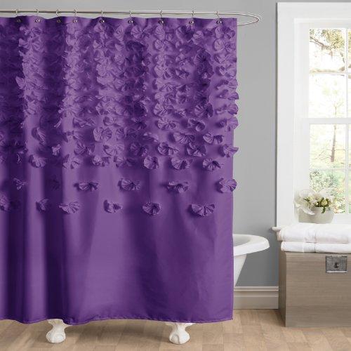 Best Purple Shower Curtains Curtain It