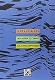 La Partition intérieure : jazz, musiques improvisées