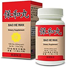 Bao He Wan :: Herbal Supplement for Maintaining Digestion Care :: Made in USA