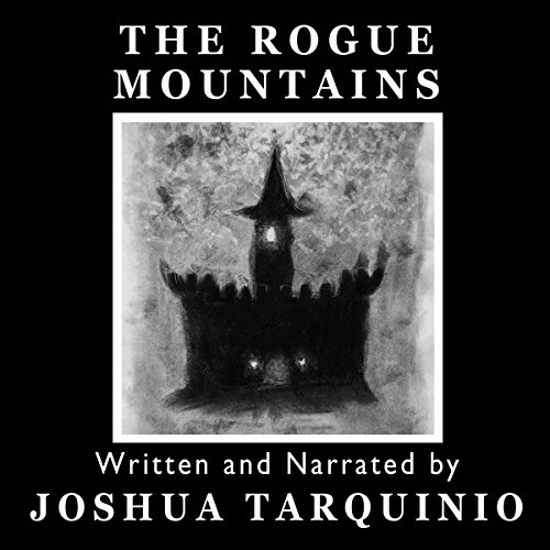 The Rogue Mountains audiobook cover art
