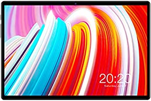 Tablet 10 Zoll, 6GB RAM 128GB ROM, 4G LTE Android 10, TECLAST M40 Tablet PC, T618 Octa Core 2.0 GHz, 1920 x 1200 FHD IPS,...