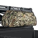 Classic Accessories 18-127-016001-00 Next Vista G1 Camo QuadGear UTV Deluxe Double Bow Case, Most Utv Roll Cages, Bow Case Size 42