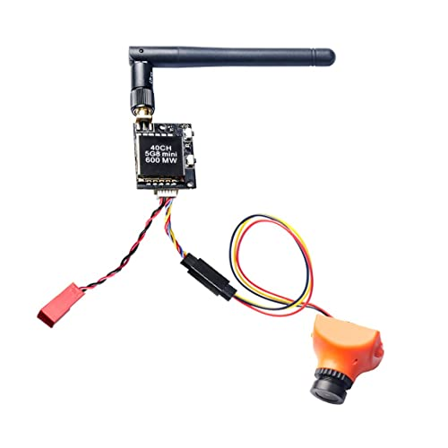 CCD FPV Camera: Amazon com