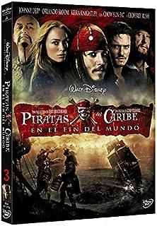 Piratas del Caribe: En el Fin del Mundo [DVD]