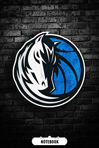 NBA Notebook Weekly Planner : Dallas Mavericks Lined Notebook Gift Ideas for Home or Work , Father Day - Mother Day #47