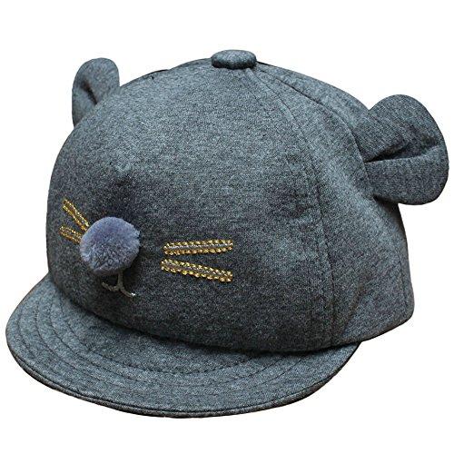 Leisial Gorras de Béisbol Sombrero de Sol con Algodón Modelo del Gato...