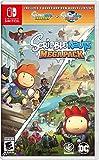Warner Bros Scribblenauts Mega Pack, Nintendo Switch videogioco Base + supplemento Inglese