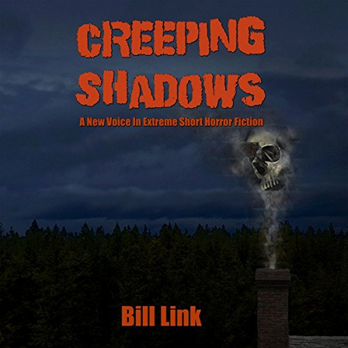 Creeping Shadows audiobook cover art