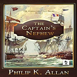 The Captain's Nephew cover art