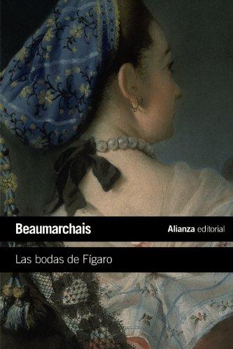 Las bodas de Fígaro : la loca jornada o las bodas de Fígaro (El libro de bolsillo - Literatura)