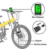 Zoom IMG-2 osaloe computer da bici wireless