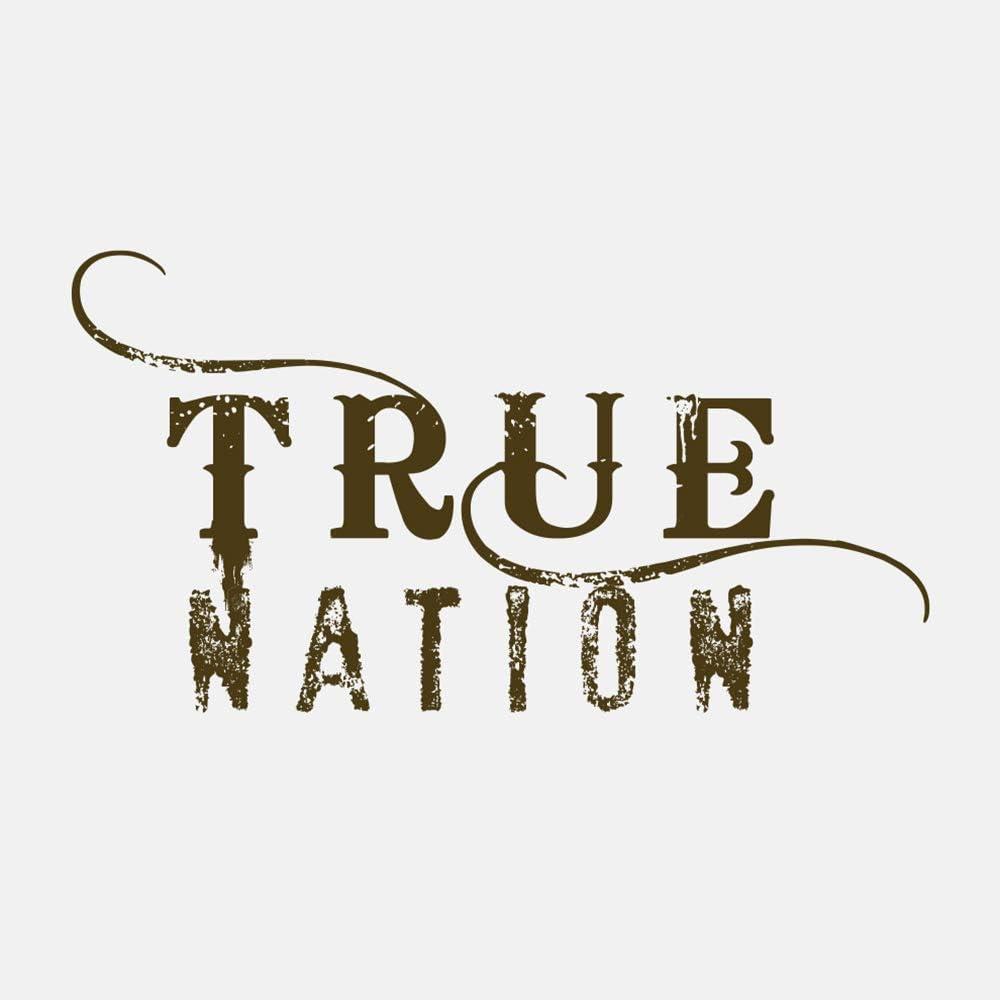 True Nation by DXL Big and Tall Tonal Tie-Dye Sport Shirt, Twilight Blue