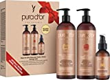 PURA D'OR Clinically Tested Professional Grade Hair Loss Therapy...