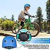 arteesol Kinder Jugend Fahrradhelm, Unisex Kinderhelm CE-Zertifizierung Skaterhelm 3-13 Jahre Alt Mädchen Junge, für Fahrrad Sport Skateboard Scooter - 2
