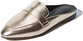 Slippers Ladies Casual Shoes Mules Shoes Outside Slippers Low Heels Female Footwear Slides Clogs of Women