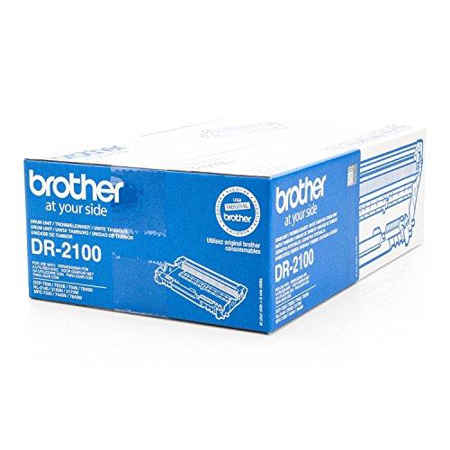 Original Brother DR-2100 /, für DCP-7030 Premium Trommel, Farblos, 12000 Seiten