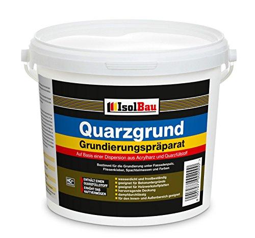 15 kg Quarzgrund Putz Grundierung Putzgrund Haftputzgrund Haftputzgrund
