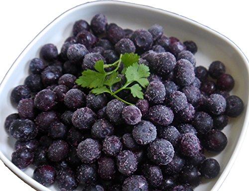 冷凍ブルーベリー 500g フルーツ 解凍するだけ 簡単 便利 ベリー デザート おやつ
