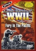 Great Battles of Wwii: Fury in the Pacific [DVD] [Import]