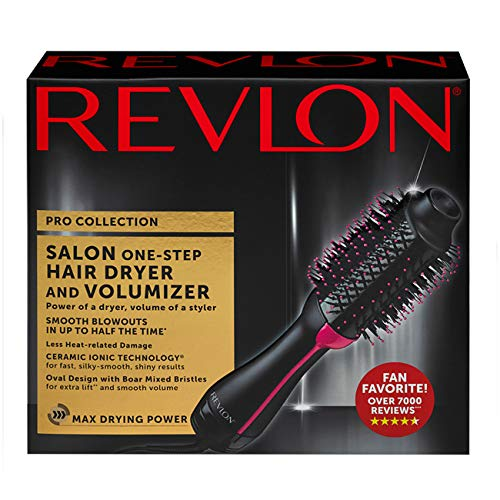 Revlon One-Step Hair Dryer And Volumizer Hot Air Brush