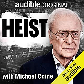 Heist with Michael Caine cover art