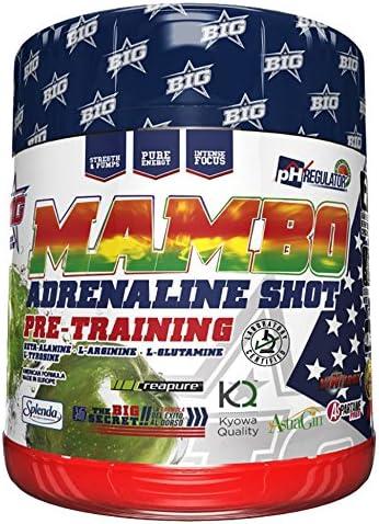BIG Mambo Pre-Entrenamiento - 400 gr: Amazon.es: Salud y ...