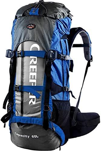 RatenKont Cadre Sac224; Dos233;tanche Professionnel en Plein air escalaCamping randonn 233;e Sac224; Dos Sac dalpinisme